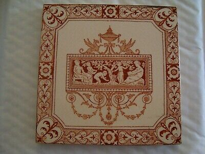 Antique Wedgwood aesthetic Classical Theme tile    20/11