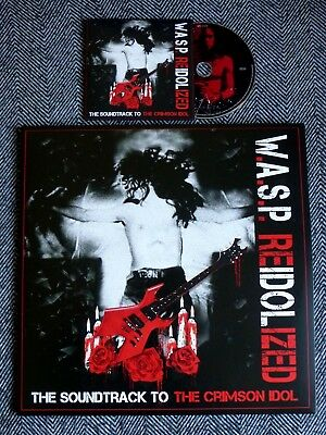 WASP - Reidolized- The soundtrack to the crimson idol - LP / 33T