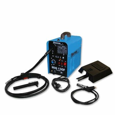 Sherman MIG130F 120AMP NO GAS! GASLESS Welding Machine Welder AC 230V/50Hz NEW