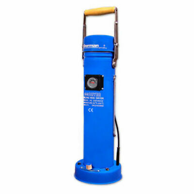 Sherman TRB-5KB/T Electrode oven welding rods dryer holder quiver 230V 200C 5kg!