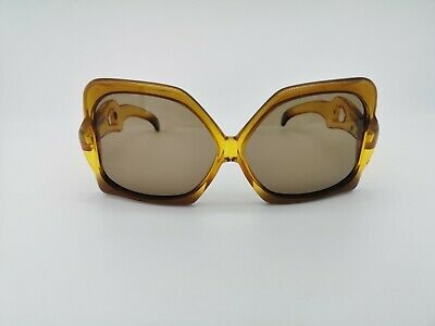 7bf611ba46f8 VINTAGE CHRISTIAN DIOR MISS DIOR SUNGLASSES RETRO 70s excellent condition  RARE