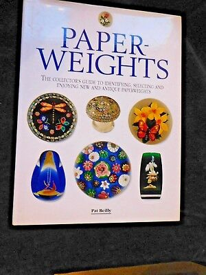Còllector`s Guide to PAPERWEIGHTS, Briefbeschwerer