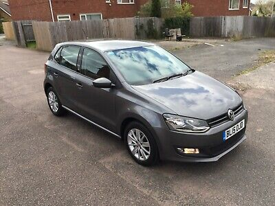 2015 Volkswagen Polo 1.2 Tsi Petrol  Very Low Mileage High Spec Service History