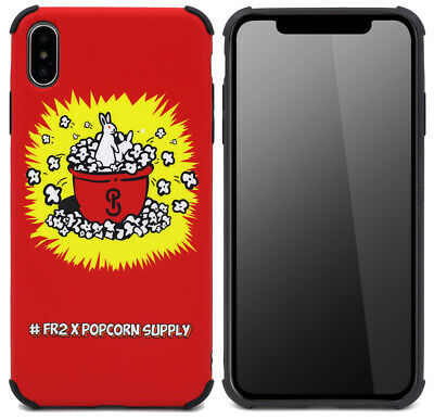 #FR2 Fxxking Rabbits POPCORN SUPPLY Phone Case For Appe iPhone XS Max XR X 8 7 6