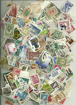 500 Worldwide Stamps,  All Different, No Us 39