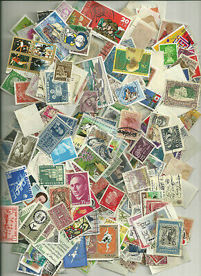 500 Worldwide Stamps,  All Different, No Us 40