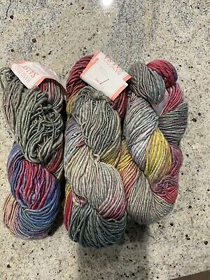 RARE Jay #85 GIOTTO by Colinette Yarns.