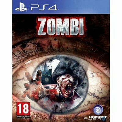 PS4-Zombi /PS4 GAME NUOVO