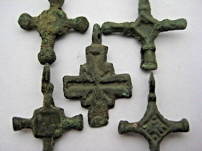 ANCIENT CROSS Viking Roman Kievan Rus 10-12 century AD
