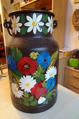 Vintage German 1970s Retro Kitsch Umbrella Stand Storage Display Prop Man Cave