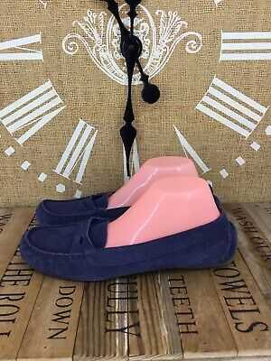 489f8dcaecc ▫ AQUATALIA WOMEN Sawyer Penny Loafer  Size 8.5  Denim ...