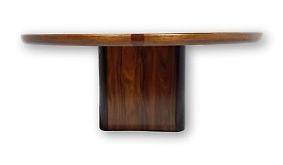 Mid Century Rosewood coffee table with stunning grain by Jensen frokjaeras