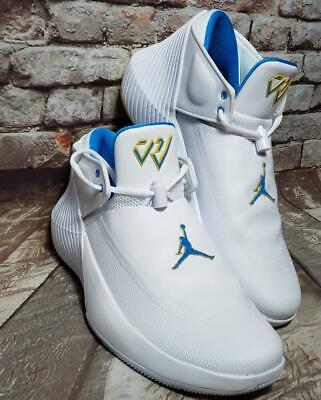 new styles f44de 5552f Nike Jordan Why Not Zero.1 UCLA Bruins Russell Westbrook AR0043-100 Men Sz