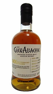 Glenallachie - 50th Anniversary Single Cask #2517 - 1990 27 year old  Whisky
