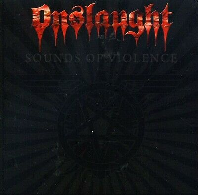 Onslaught - Sounds Of Violence (CD Used Very Good)