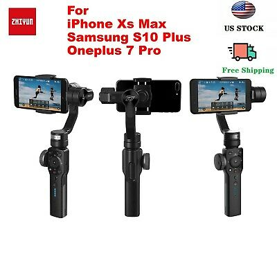 Zhiyun Smooth 4 3-Axis Handheld Gimbal Stabilizer for iPhone, Andriod Smartphone