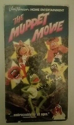 LOT OF 6 Muppets VHS -The Muppets Take Manhattan (VHS ... The Muppet Movie Vhs 1999