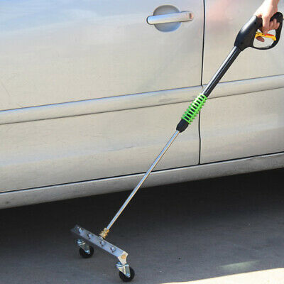 Undercarriage Cleaner Cleaning Water Broom 4 Nozzle Narrow Gap Easy Cleaning