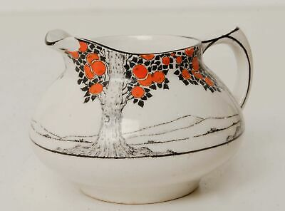 Crown Ducal Ware Small Jug Made For W.Saville and Co CHIPPED