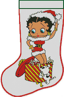 Disney Cross Stitch Christmas Stocking Patterns.Disney Heroes Christmas Stocking 1 Cross Stitch Pattern