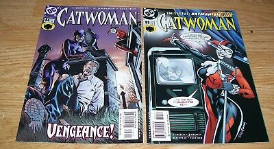 Catwoman - Issues: 84 & 89  -  Dc Comics