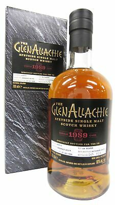 Glenallachie - Single Cask #100073 - 1989 29 year old  Whisky