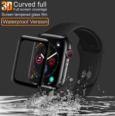 For Apple Watch Series 4/3/2/1 Tempered Glass Screen Protector 38mm/42mm 40/44mm