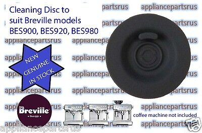 Breville BES900 BES920 BES980 Coffee Machine Cleaning Disc BES900/15.6