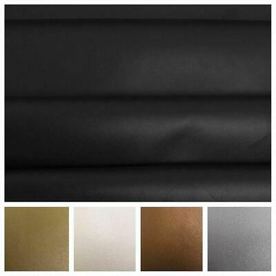 Bentley Plain Soft FR Vinyl Smooth Grain Vehicle Faux Leather Upholstery Fabric