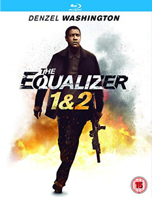 Equalizer 1 & 2 The BLU-RAY NUOVO