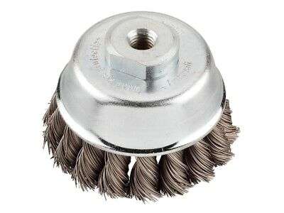 KWB KWB719206 Steel Twist Knot Cup Brush 65mm x M14