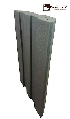 NEW! Pro-coustix Hyperflex High Performance Weighted Acoustic Foam Bass Trap