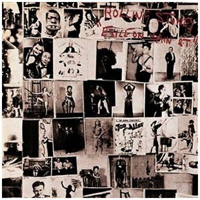 ROLLING STONES EXILE ON MAIN STREET CD (Remastered)