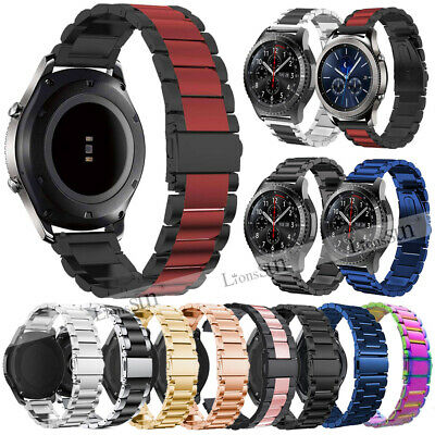 Replacement Strap Stainless Steel Band for Huawei Magic/Watch GT/Ticwatch Pro