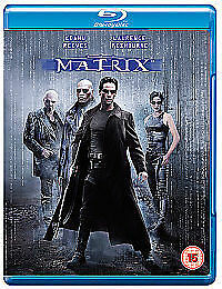 The Matrix (Blu-ray, 1999) Keanu Reeves *Free Postage*