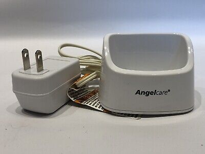 Angelcare Baby Monitor Model #AC401 Replacement Charger Cradle Base w Power Cord