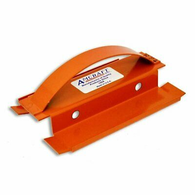 "Amcraft® 1415 Modified Corner Shiplap 2-Way Tool for 1 1/2"" Duct Board"