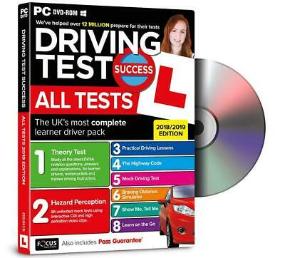 Driving Test Success All Tests PC, Grab A Bargain!. Brand New Book. Sealed