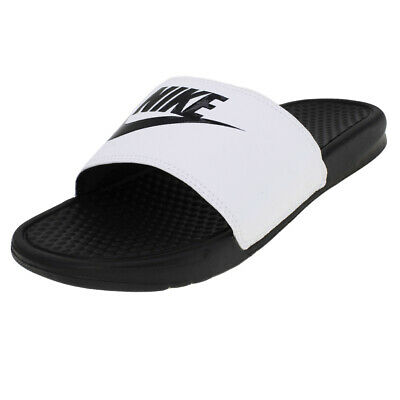296ea4de1a NIKE CIABATTE uomo BENASSI JUST DO IT Bianco Sintetico 7344041 - EUR ...