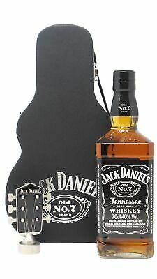 Jack Daniels - Old No. 7 Guitar Case (Hard To Find Whisky Edition)  Whisky