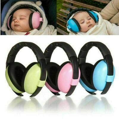 Children Baby Ear Muff Defenders Noise Reduction Comfort Festival Protection Kid