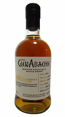 Glenallachie - 50th Anniversary Single Cask #2515 - 1990 27 year old  Whisky