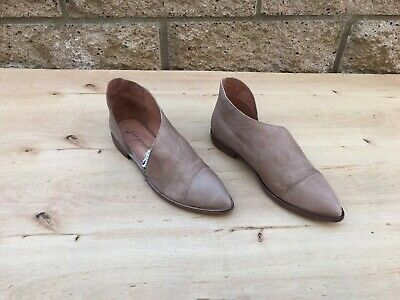 Free People Royale Flat in Zinc//Dark Grey Brand new in Box *ALL SIZES*