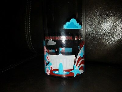 5c2bcf74e5 NEW Starbucks Washington DC You Are Here Collectible Water Bottle 18.5 oz