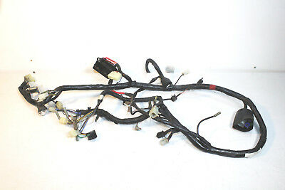 YAMAHA XJ 600 N, RJ01, Kabelbaum, harness, wires, alle Originalstecker on