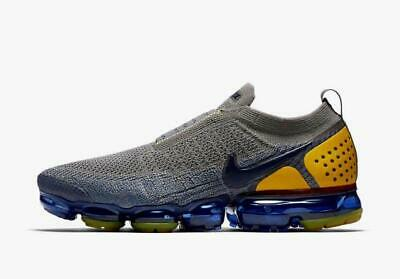 Nike Air Vapormax FK Moc 2 Flyknit Dark Stucco Midnight Navy AH7006-004 Shoes