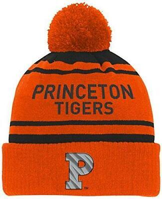 new style edb01 768cc NCAA by Outerstuff NCAA Princeton Tigers Youth Boys Reflective Cuff Knit Hat  w.