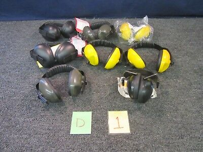 8 Earmuffs Protection Safety Shooting Noise Hunting Hearing Soundproof Factory