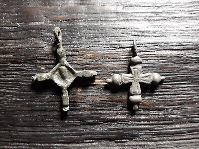 Pendant cross of Kievan Rus 9-12 century