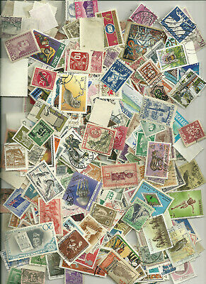 500 Worldwide Stamps,  All Different, No Us 44